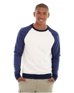 Hollister Backyard Sweatshirt-XS-White
