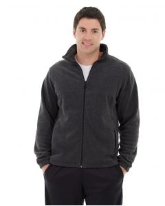 Lando Gym Jacket-S-Gray