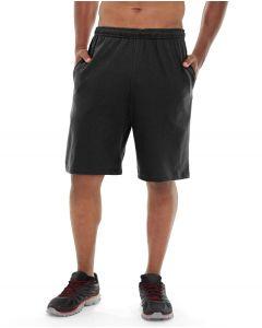 Pierce Gym Short-33-Black