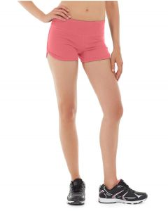 Fiona Fitness Short-28-Red