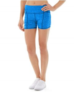 Gwen Drawstring Bike Short-28-Blue