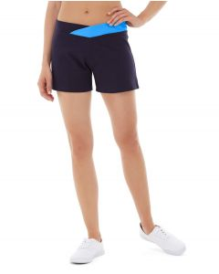 Bess Yoga Short-31-Blue